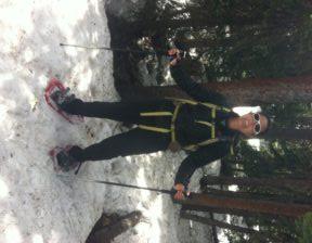 snowshoeing in colorado