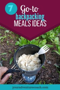 7 easy backpacking meal ideas