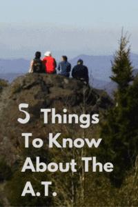 What I Wish I Knew Before Hiking The Appalachian Trail Alone