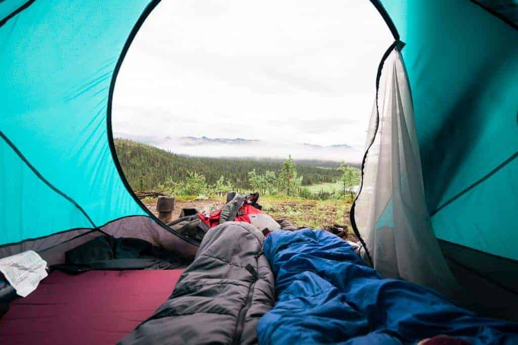Do you choose a down or synthetic sleeping bag? Your ...
