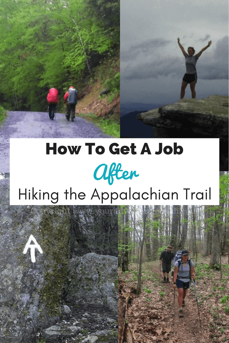 thru hiking the appalachian trail