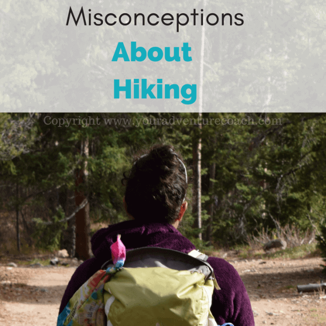 misconceptions about hiking the appalachian trail