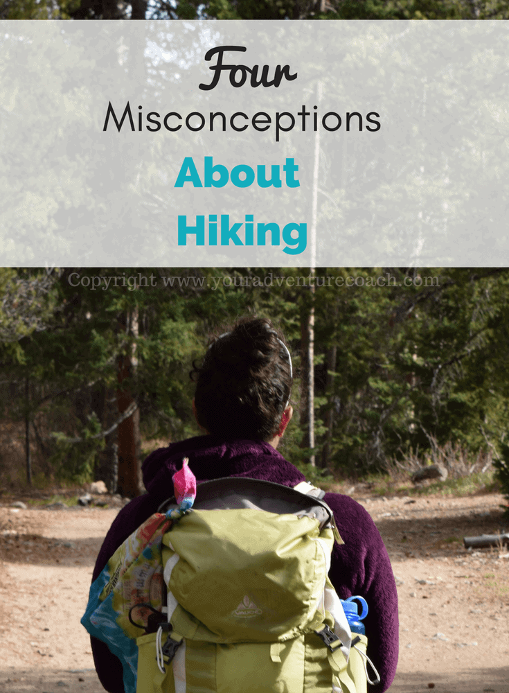 Hiking Stereotypes to Break Right Now