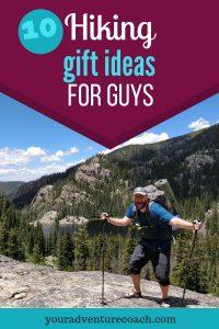10 hiking gift ideas for men