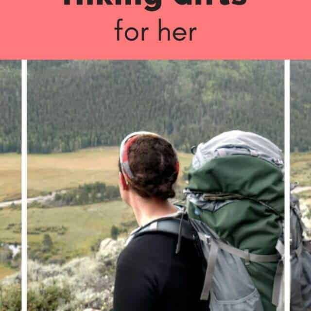hiking gifts for women | hiking gifts for her