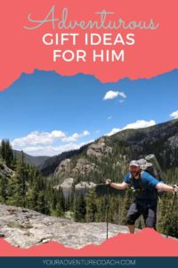 hiking gift ideas for him
