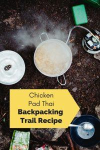 Backpacker's Pad Thai Recipe