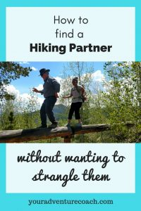 How to enjoy hiking with a partner