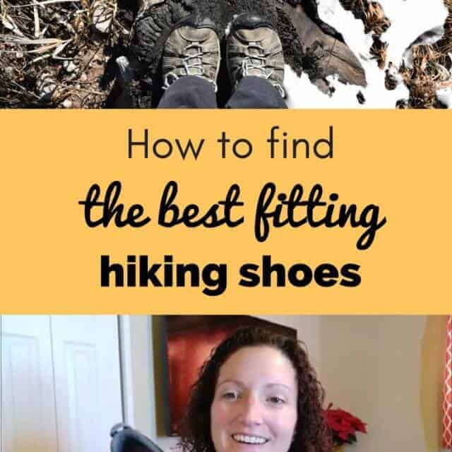 the best hiking shoes for backpacking