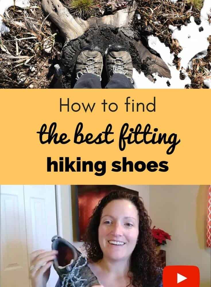 Hiking shoes – How to find the perfect fit