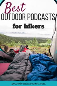 outdoor podcasts for hikers