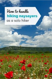 How to tell your unsupportive family about hiking the Appalachian Trail