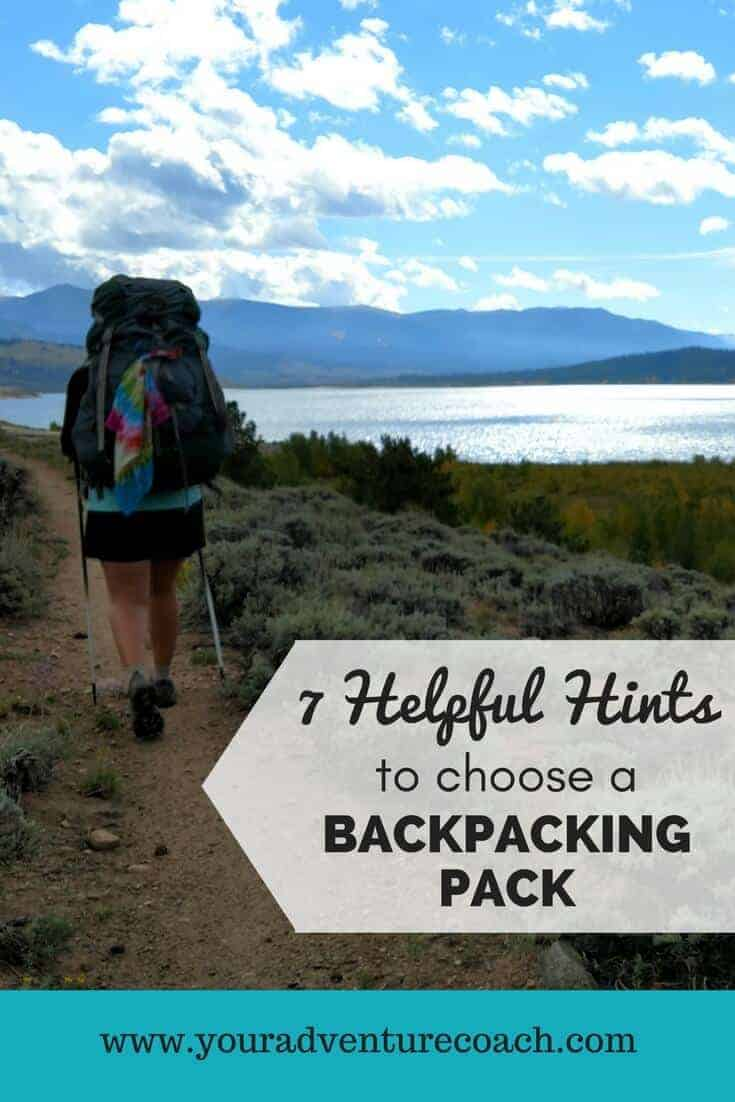 How to Choose a Backpacking Backpack