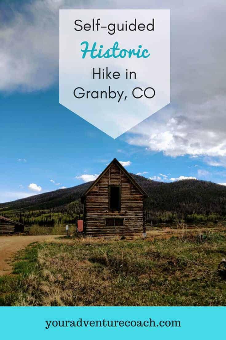 Hike near Granby, CO