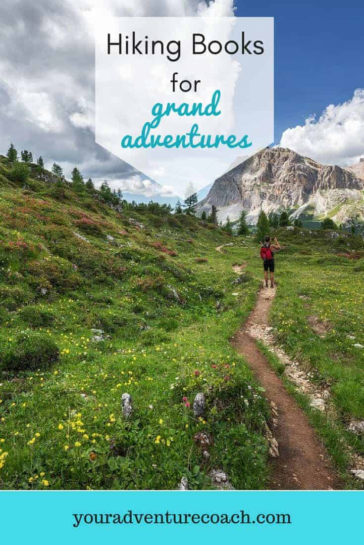 hiking books about adventure