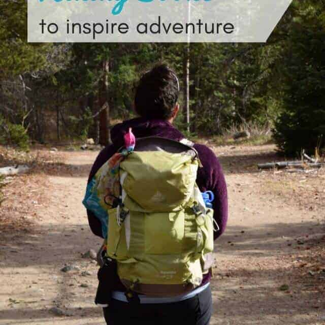 hiking books on amazon