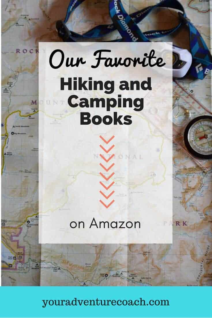 hiking books to inspire adventure