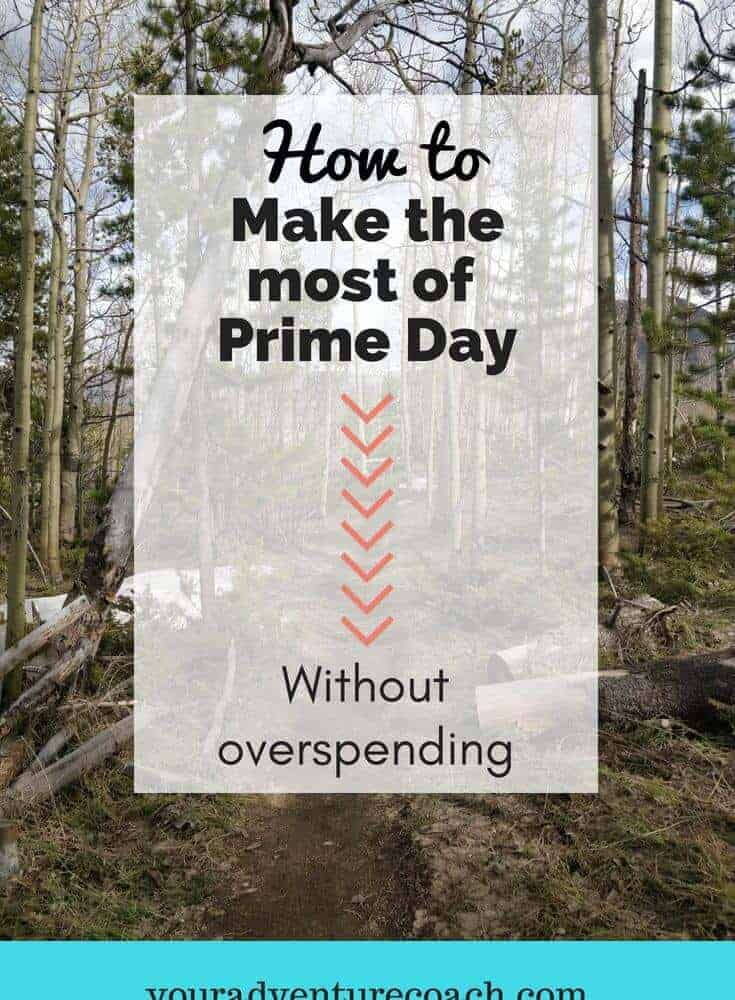 How to make the most out of Prime Day