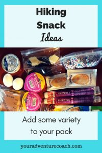 Hiking snacks to add variety to your pack