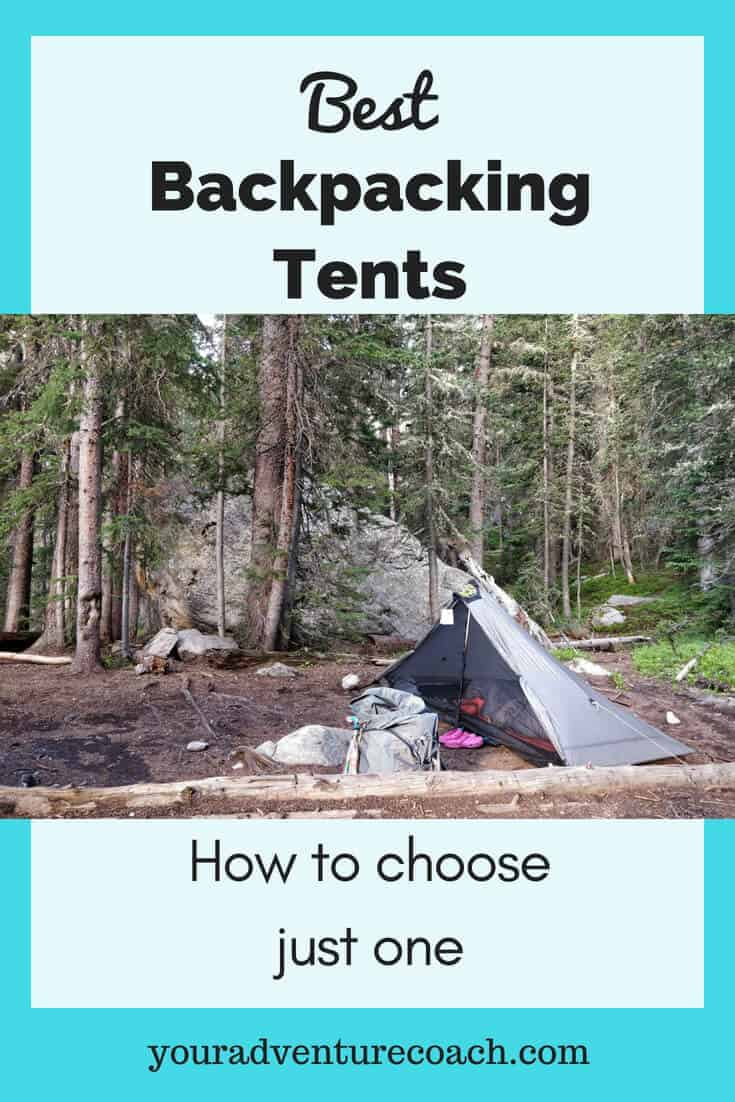 best backpacking tent