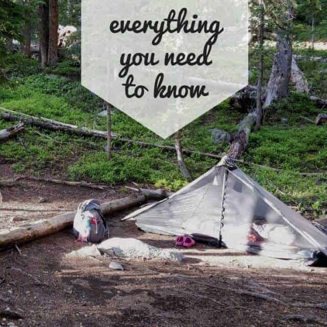 best backpacking tents