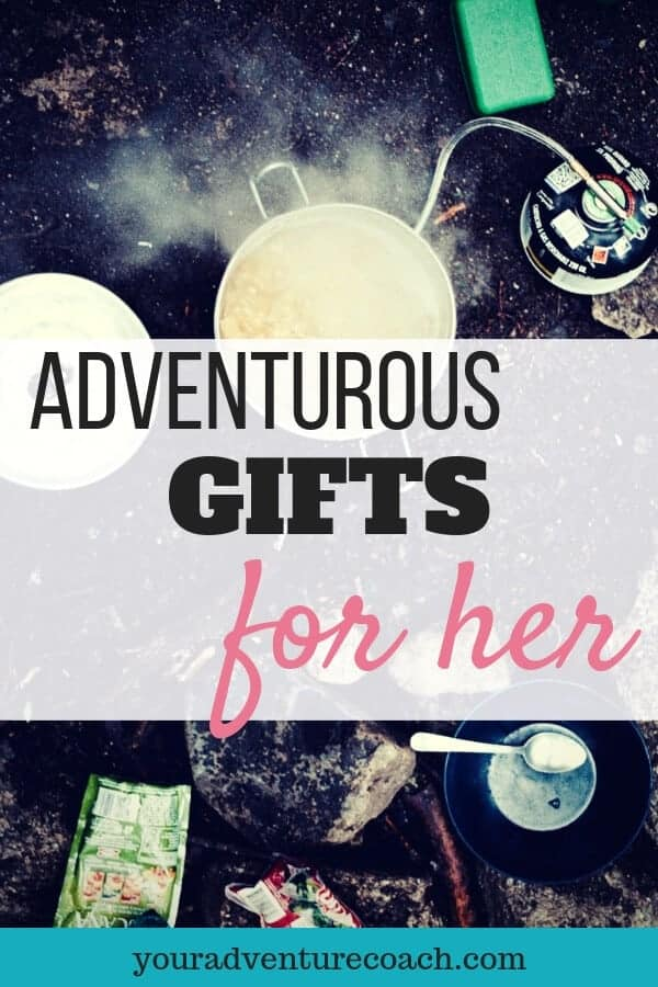 Adventurous Hiking Gifts for her