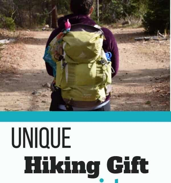 Unique hiking gift ideas