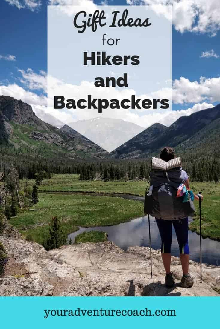 best gift ideas for hikers and backpackers