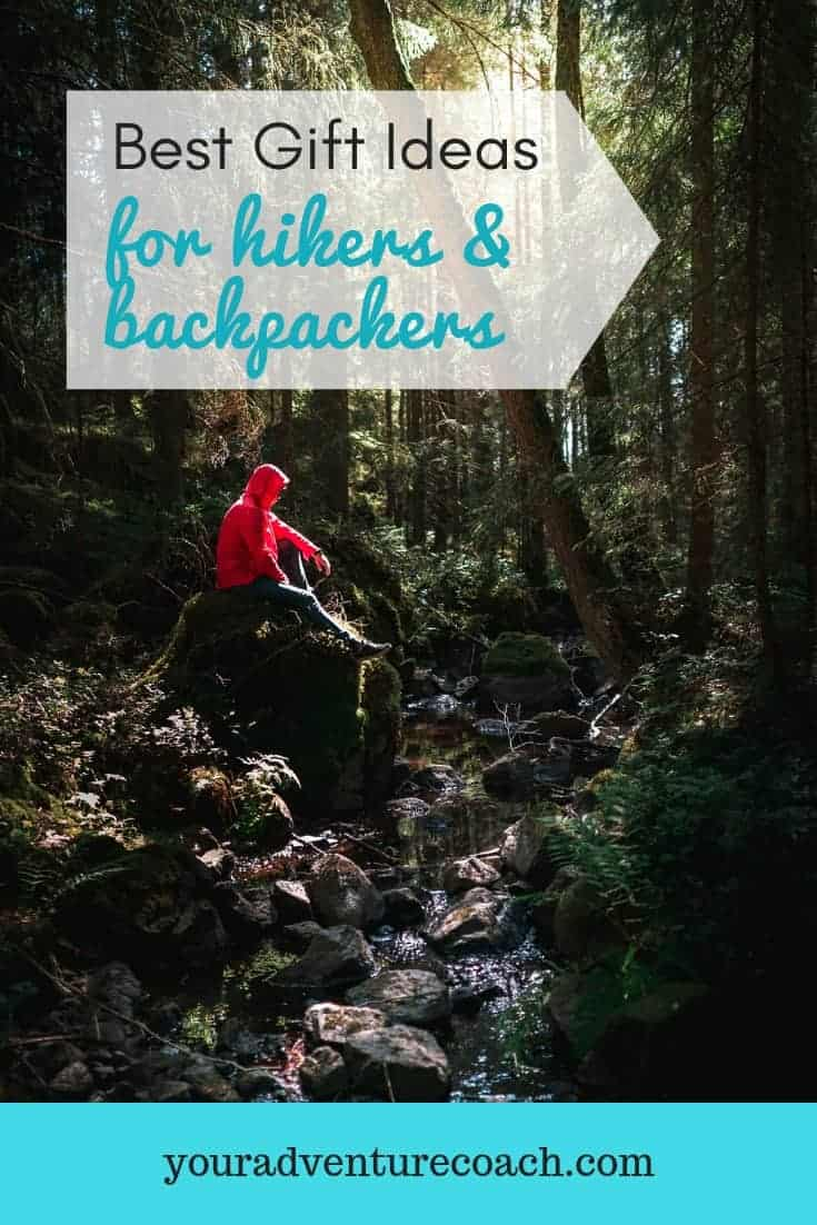 gift ideas for hikers and backpackers