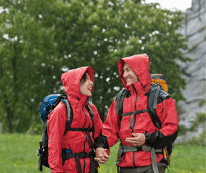 Backpacking Rain Gear tips and tricks