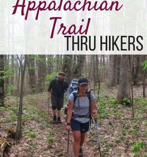 tips for Appalachian Trail thru hikers