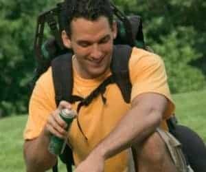 best insect repellent for hikers DEET