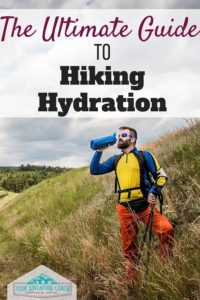 The Ultimate Guide to Hiking Hydration