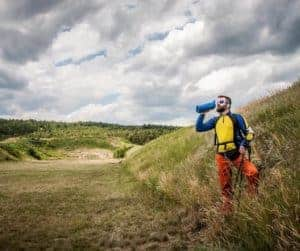 hiking hydration hydrate before you start