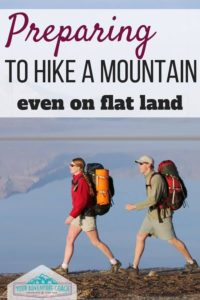 how to prepare to hike any mountain, workouts for hikers