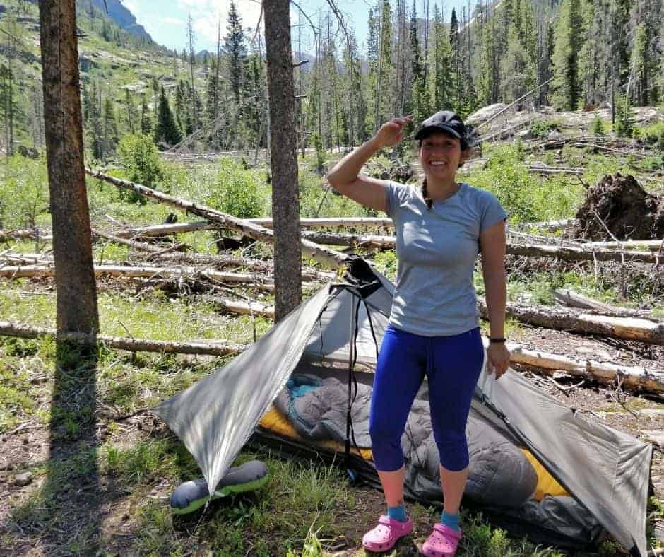 Backpacking tips for beginners and beyond