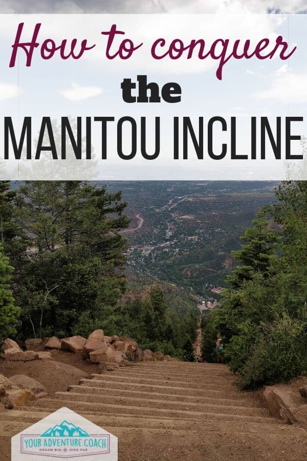 How to conquer the Manitou Incline in Manitou Springs