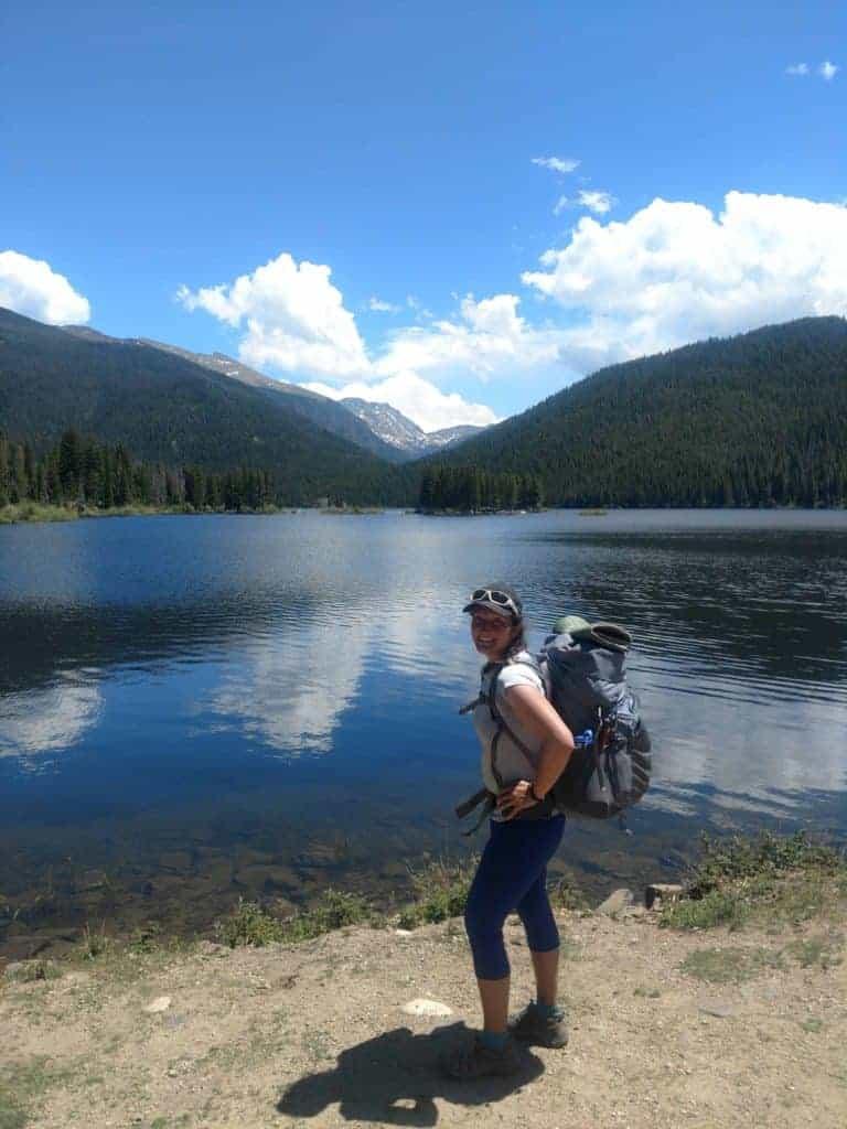 keto hiking and backpacking tips