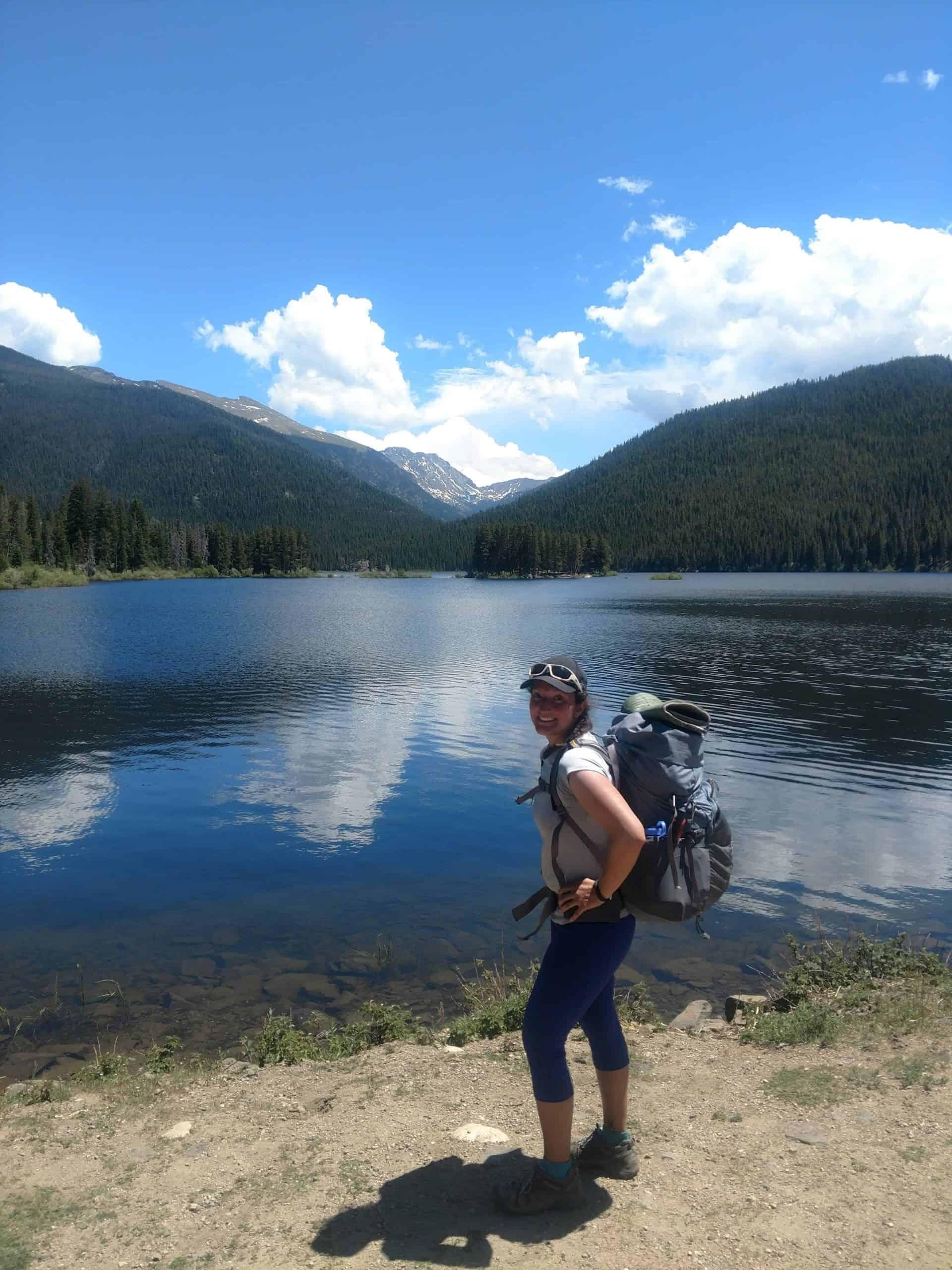 keto diet hiking appalachain trail