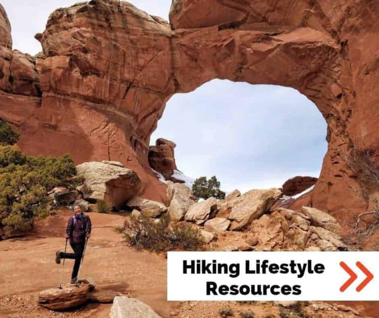 hiking lifestyle resources