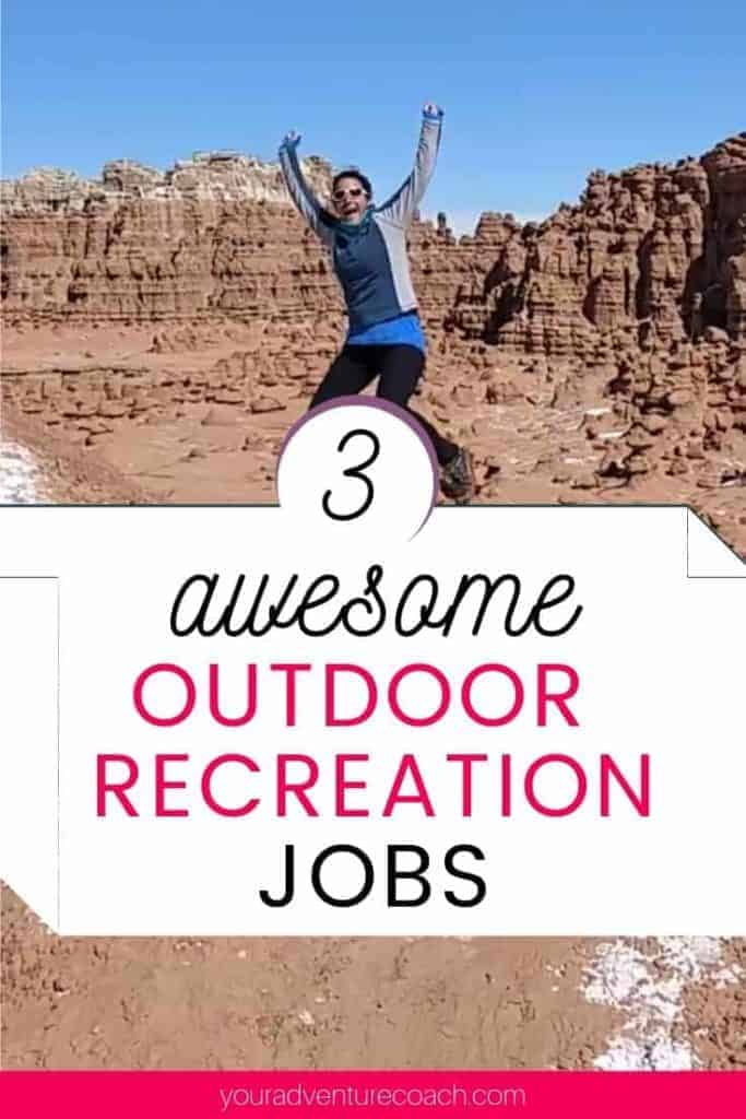 3 awesome outdoor recreation jobs, plus job sites to apply to them