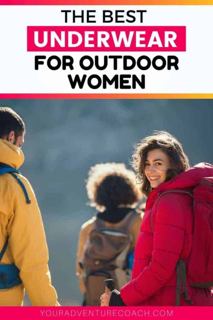 best hiking underwear for outdoor women