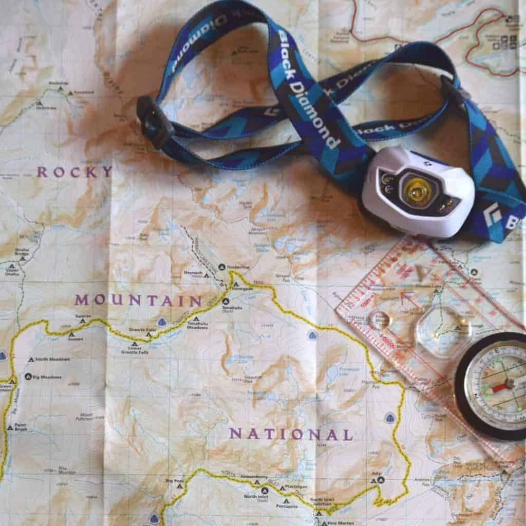 Backpacking Planning Crash Course