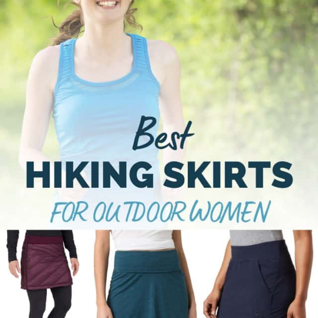 best hiking skirts and dresses for outdoor women