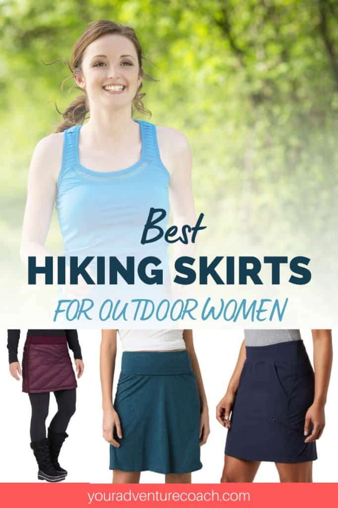 best hiking skirts for outdoor women