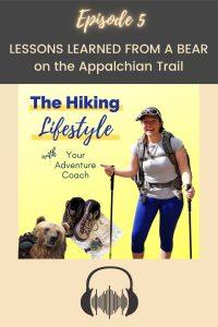bear incident on the appalachian trail
