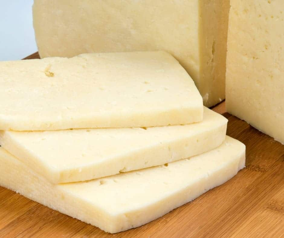 cheese out of regriferation