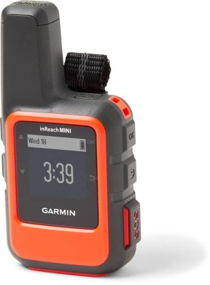 garmin inreach mini emergency gps for hikers