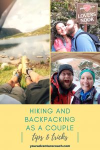 couples hiking guide and tips